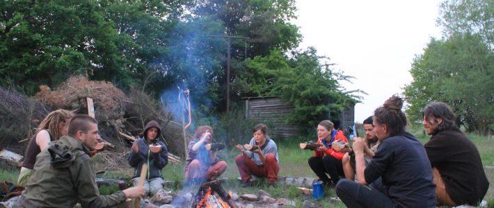 1-jährige Weiterbildung Wildnispädagogik